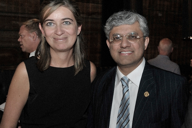 Partner Daniella Dimitrov, MPP Etobicoke, Dr. Shafiq Quaadri