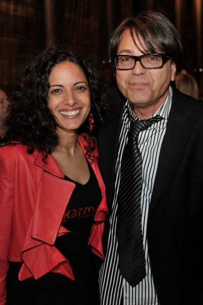 Publicist, Lina Dhingra, karmaPRO Entertainment, Ron Nuhn, Interior Designer, earth & Globe Restaurants