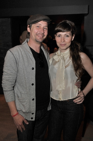 Mr. Enns, Designer Melissa Marelo